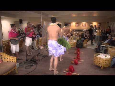 Hawaiian Airlines' Pau Hana Fridays - Hawaiian Airlines Serenaders - Hilo Hula