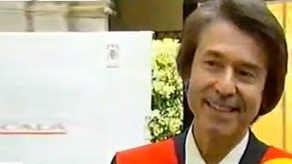 Los acontecimientos felices en la familia de Raphael y Natalia Figueroa. 2003