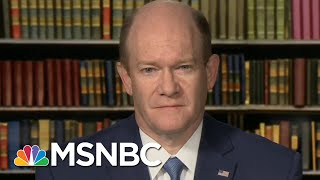 Democrats Have Voted To Invest In Border Security: Senator | Morning Joe | MSNBC