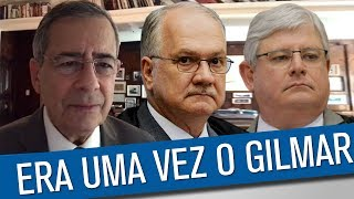 Fachin e Janot quebraram as pernas do Gilmar