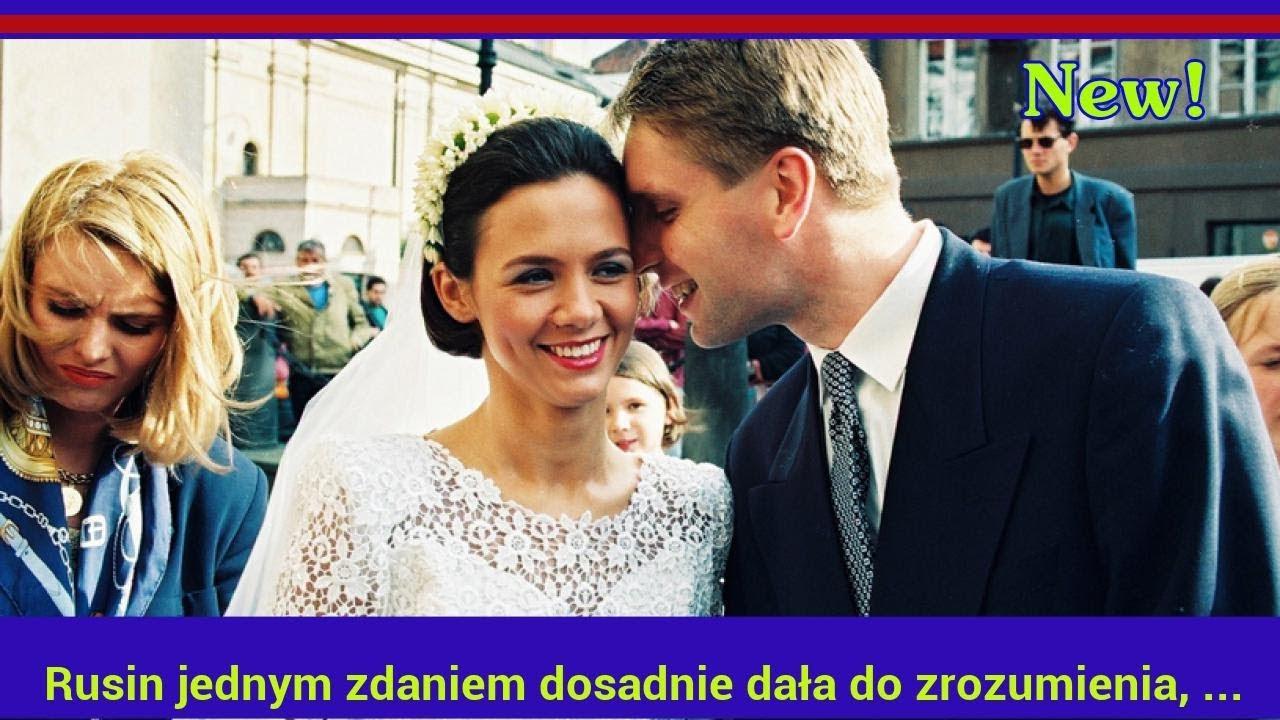 Rusin jednym zdaniem dosadnie dała do zrozumienia, co sądzi o małżeństwie z Lisem!