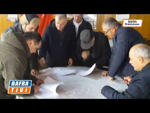 Bafra Küçük Sanayi Sitesi Yapı Kooperatifinde Yönetim Değişikliği
