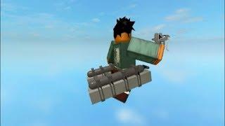 Ataque Roblox en Titan 3DMG/ODM Gear SPEED BUILD