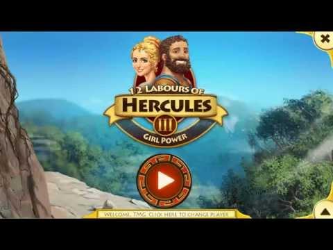 12 Labours of Hercules III: Girl Power - Level 2.11 - BONUS LEVEL ZETA  