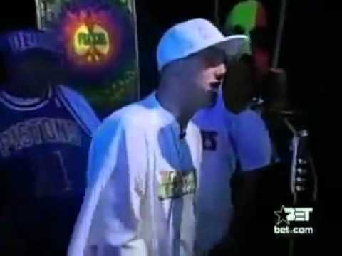 Rap City - Five Eminem Freestyles