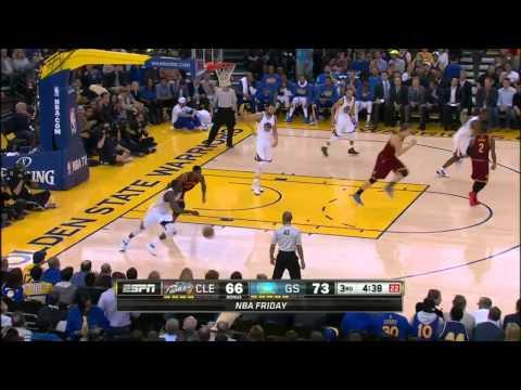 Cleveland Cavaliers vs Golden State Warriors | January 9, 2015 | NBA 2014-15 Season