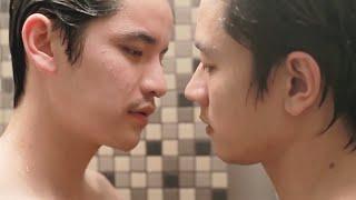 心機小夥邀請好友打球!趁機進一間浴室洗澡上下其手!泰國高分經典男同劇集《真愛還是困惑》下!