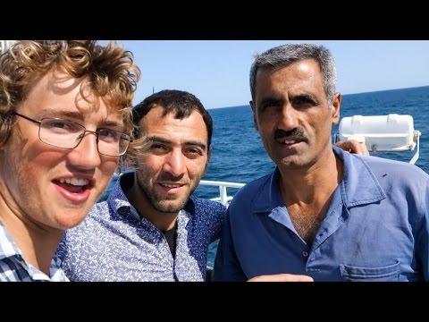 Exploring the ship! - Crossing the Caspian (Part 2)
