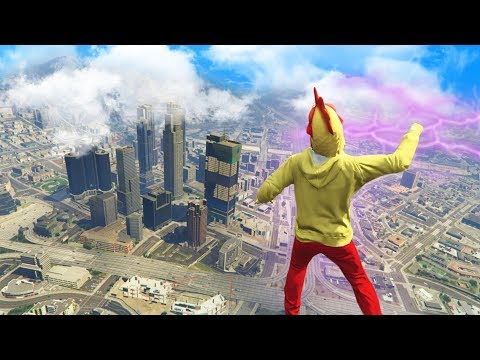 HE BROKE THE GAME!! | GTA 5 THUG LIFE #209 thumbnail