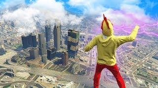 HE BROKE THE GAME!! | GTA 5 THUG LIFE #209