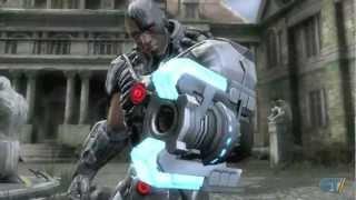 Injustice: Gods Among Us - Battlearena: Aquaman vs Cyborg