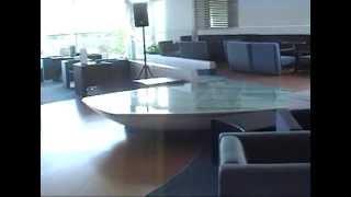 Hotel Concorde de Luxe abends auf ein Bier  schöne Vista Lobby Bar