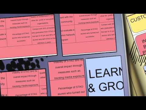 Sandwich Teen Action Group (STAG) Balanced Scorecard Video