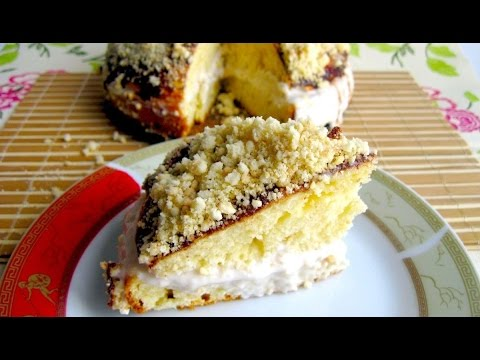 Очень вкусный Банановый торт рецепт
