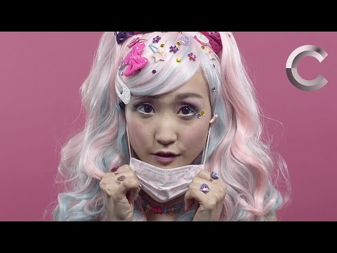 Japanese Beauty - From Geishas To Candy Girls!