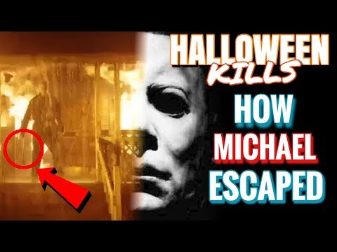 Halloween Kills (2020) NEW Footage + Breakdown