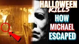 Halloween Kills (2020) NEW Footage + Breakdown