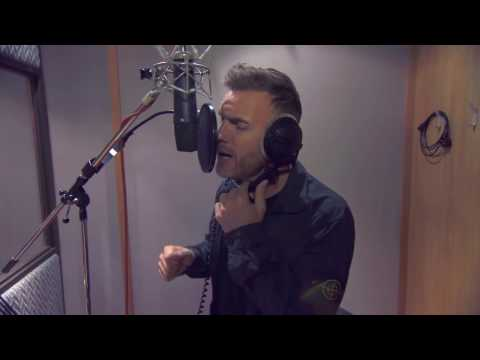 Gary Barlow and the cast of The Girls perform 'Sunflower'