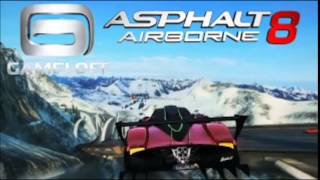 Asphalt 8: Airborne V1.2.0 MOD APK+DATA (Mod Unlimited Money) Download