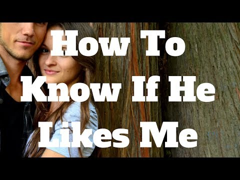how to know if he likes you or just wants to hook up
