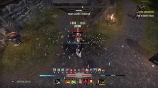 Stamina Nightblade 51.6k Dps test solo