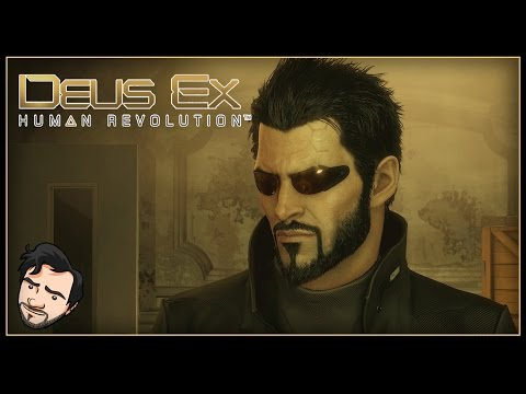Deus EX Mankind Divided - #10 - BIFURCAÇÕES NA ESTRADA [Dublado PT-BR]