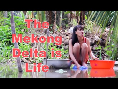 The Mekong Delta is Life - Can Tho, Vietnam