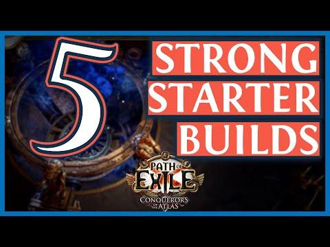 Path Of Exile 3.9 Starter Builds ???? 5 Strong PoE Starter Builds for Metamorph (2019)
