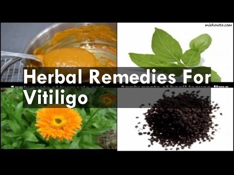 Remedies For Vitiligo
