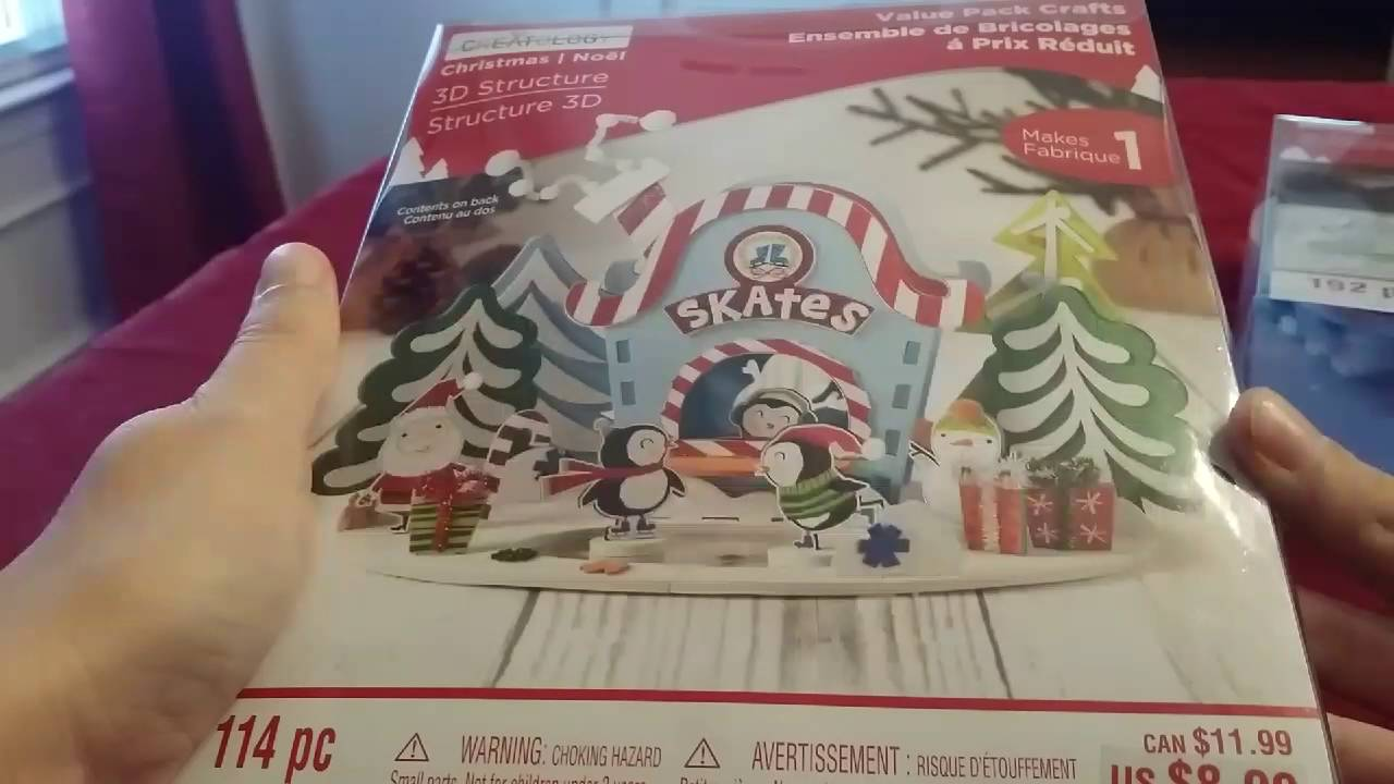 Michaels After Christmas Sale Craft Haul - YouTube