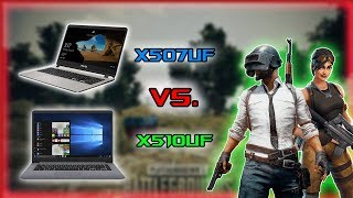 Asus X507UF VS. Asus X510UF Full comparison || Best Asus laptop under 50000 || Which one is better ?