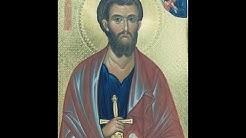 Vie de saint Jacques le majeur, apôtre, symbole de l'espérance (+ 45)