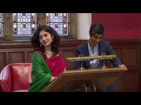 Menaka Guruswamy and Arundhati Katju | Oxford Union