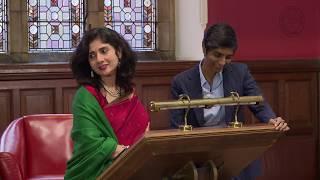 Menaka Guruswamy and Arundhati Katju | Full Address and Q&A | Oxford Union