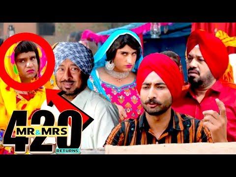 Mr & Mrs 420 Returns Trailer Breakdown - Review | Jassie Gill, Ranjit Bawa, Jaswinder Bhalla