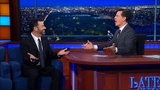 Download Jimmy Kimmel Would Cry If Stephen Died Mp3 and Videos