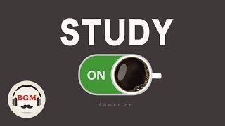 Cafe Music For Study - Jazz & Bossa Nova Music - Relaxing Instrumental Music