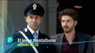 El joven Montalbano - Promo La 2 de TVE