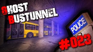 #023 Ghost Bus Tunnel Lostplace - Urban Exploring (Deutschland/Germany)