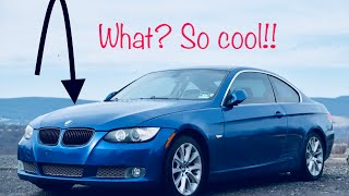 COOL BMW FEATURES/QUIRKS (E90 generation)