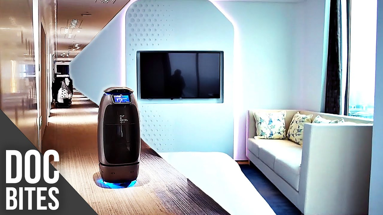 Hotel of the Future – The World's Most Modern Hotel