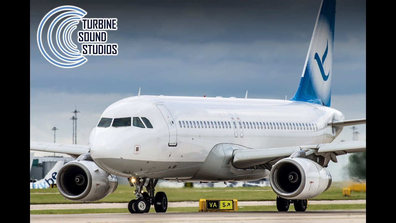 TSS - Airbus 320-231 V2500-A1 Demo - VidVui