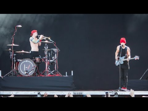 "Twenty One Pilots ""Jump Around"" (Cover) By House Of Pain"