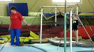 спортивная гимнастика 3 юношеский разряд