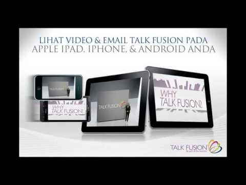 Presentasi Online   Talk Fusion Indonesia  YouTube