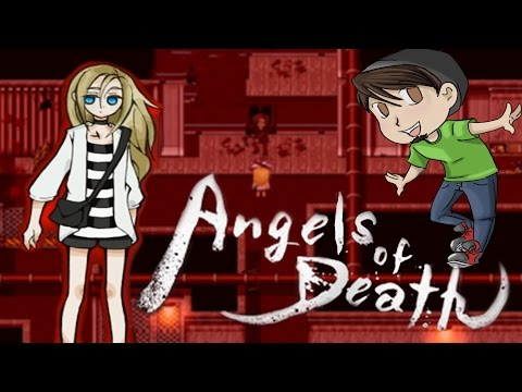 GO AWAY ZACK!!!  Angels of Death Gameplay #1