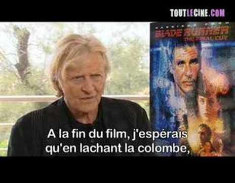 Blade Runner, l'interview 25 ans après