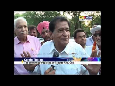 Mehar Mittal Attends 'Comedian Of The Year 2013' Event In Chandigarh