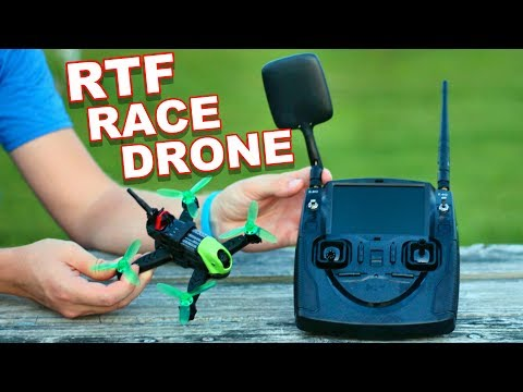NEW Hubsan H123D X4 Jet - RTF Race Drone - Initial Impressions - TheRcSaylors