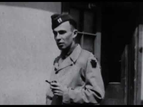 Ben Kimmelman   28th Division   Battle of the Bulge